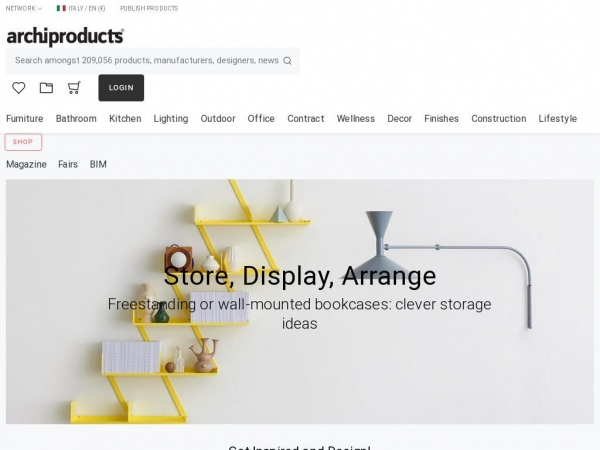 archiproducts.com