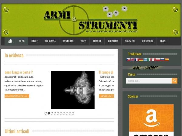 armiestrumenti.com