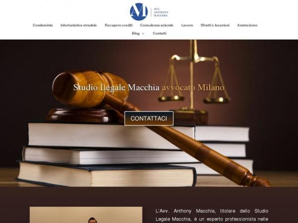 avvocatomacchia.com