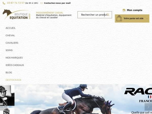 boutique-equitation.com