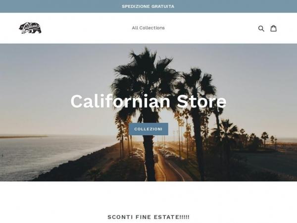 caalifornianstore.com