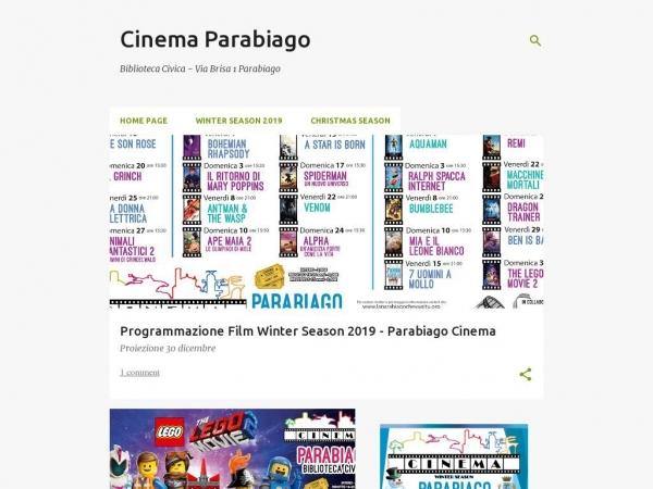 cinemaparabiago.blogspot.com