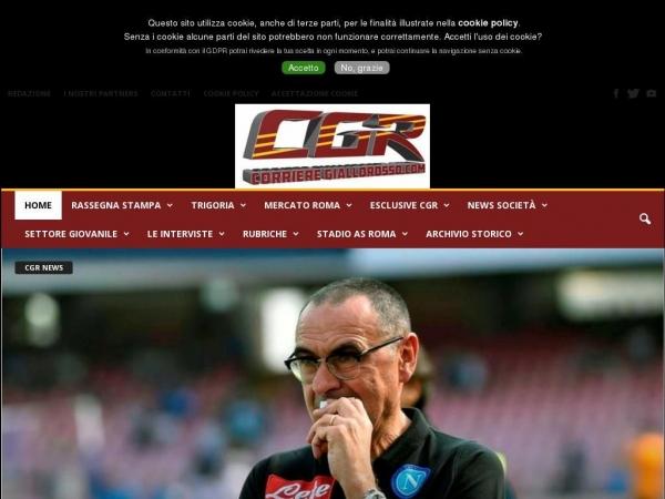 corrieregiallorosso.com