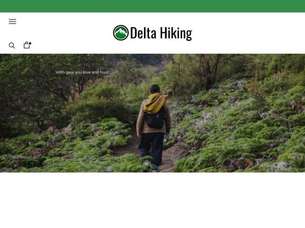 deltahiking.com