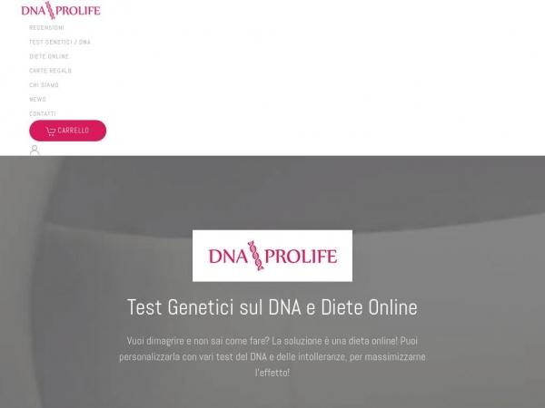 dnaprolife.com