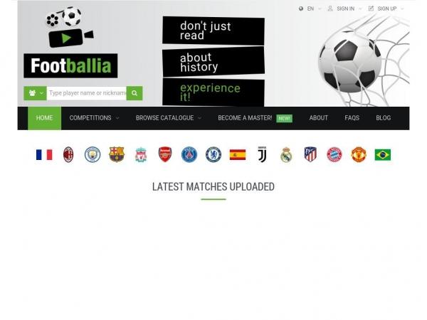 footballia.net
