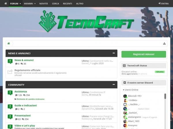 forum.tecnocraft.net