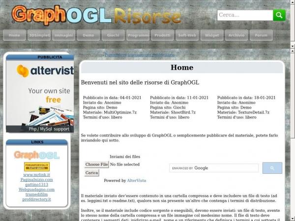 graphoglrisorse.altervista.org