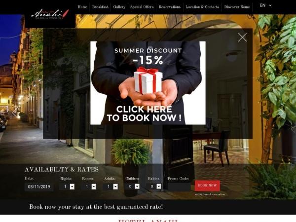 hotelanahi.com