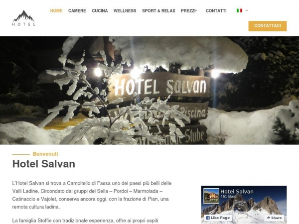 hotelsalvan.it