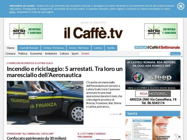 ilcaffe.tv