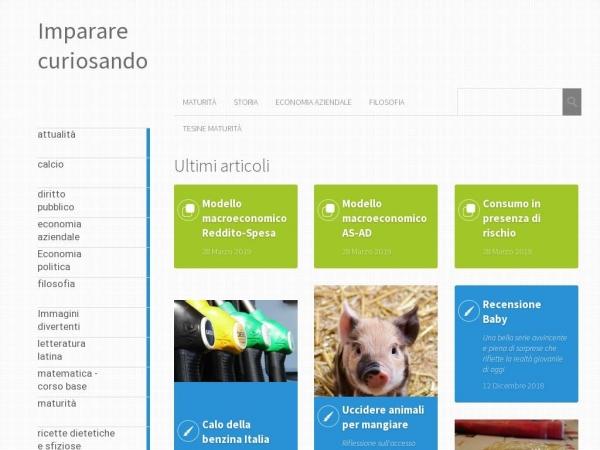impararecuriosando.org