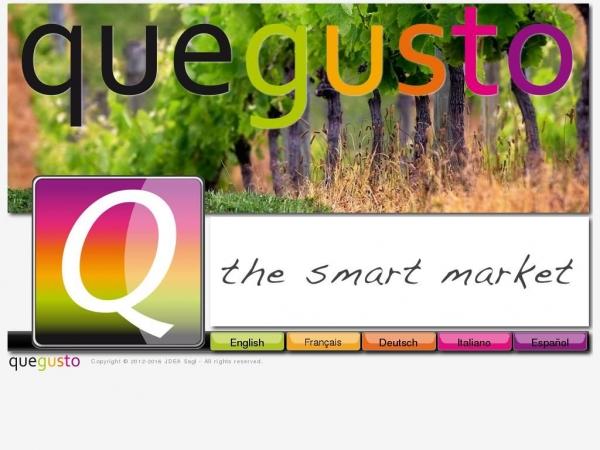 in.quegusto.com