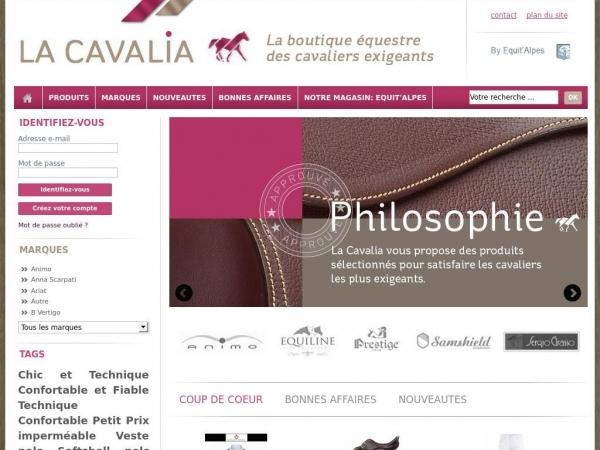 lacavalia.fr