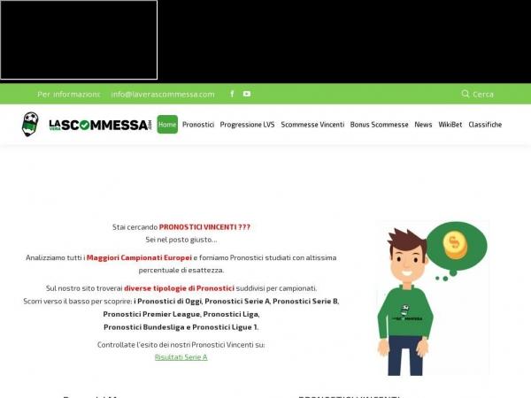 laverascommessa.com