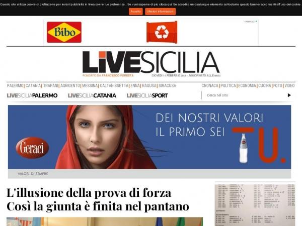 livesicilia.it