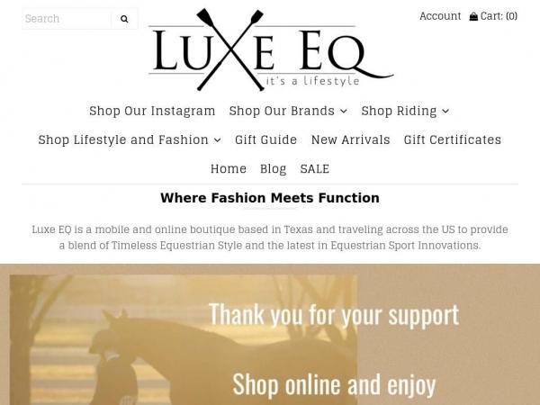 luxe-eq.com