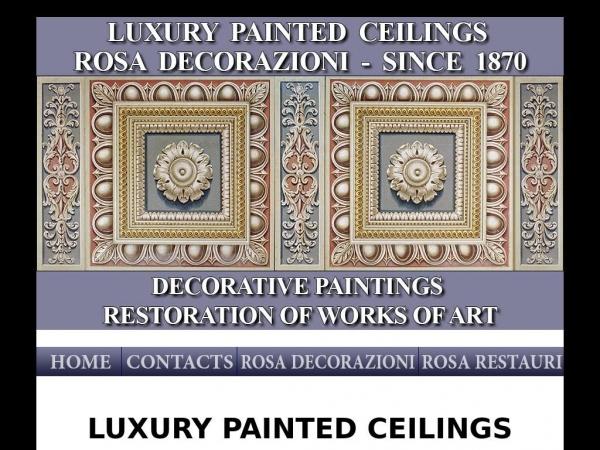luxurypaintedceilings.com