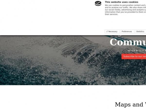 mapsandwords.com