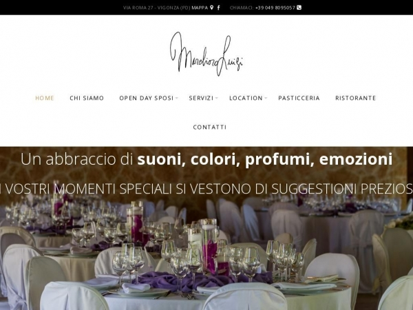 marchiorocatering.com