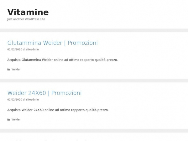 migliorivitamine.com