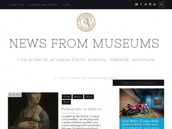 newsfromuseums.it