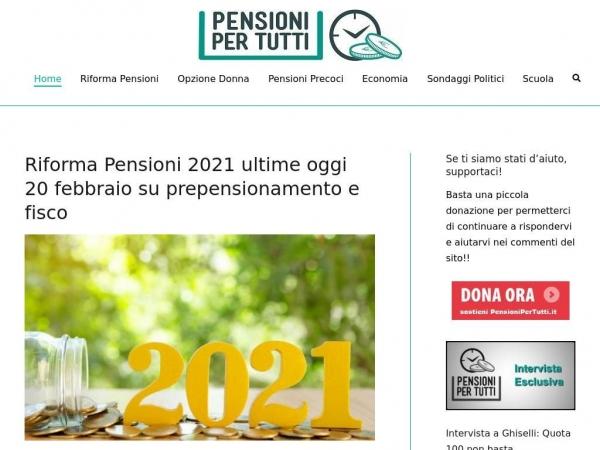 pensionipertutti.it