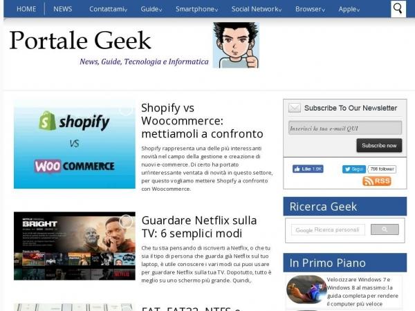 portalegeek.com