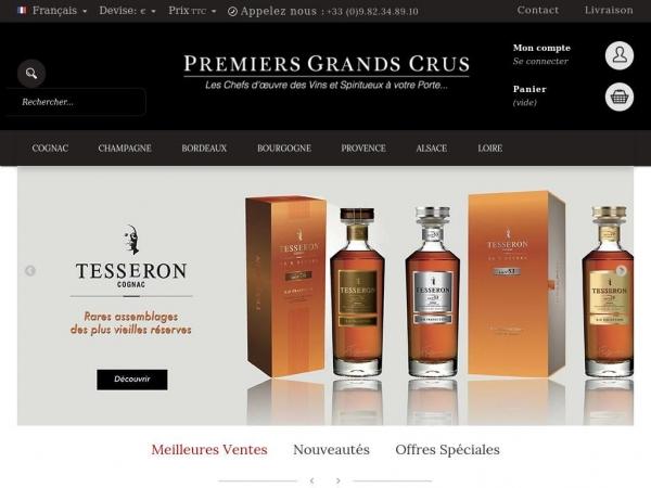 premiersgrandscrus.com