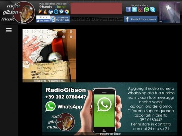 radiogibson.net