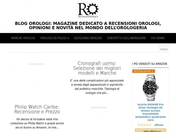 recensioniorologi.it