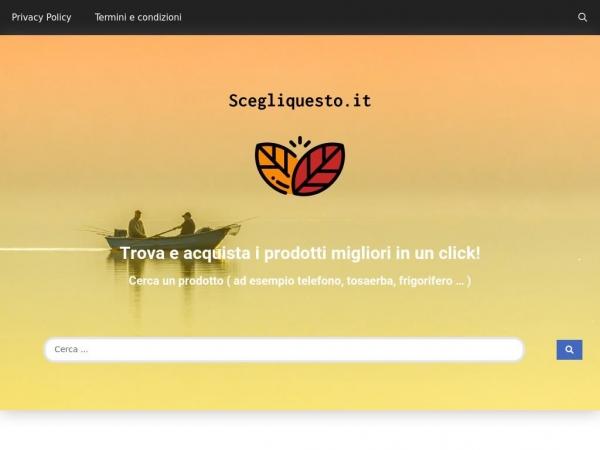 scegliquesto.it