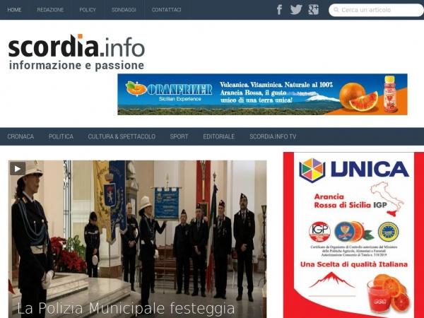 scordia.info