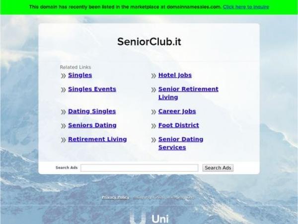 seniorclub.it
