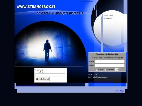 strangebox.it