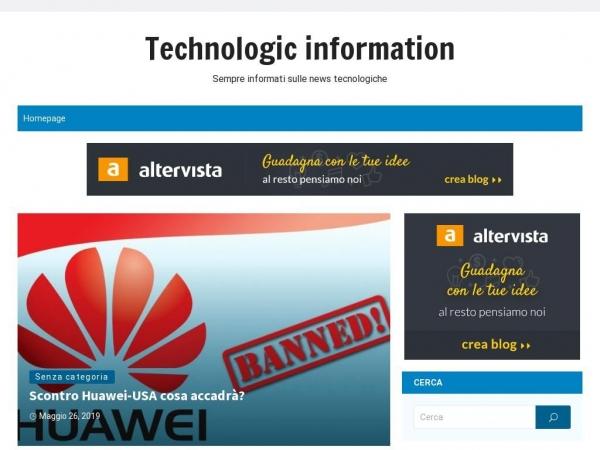 technologicinformation.altervista.org