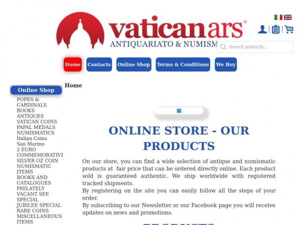 vaticanars.com