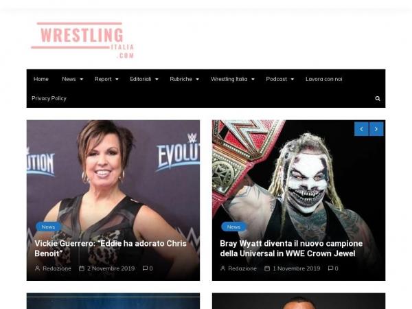 wrestlingitalia.com
